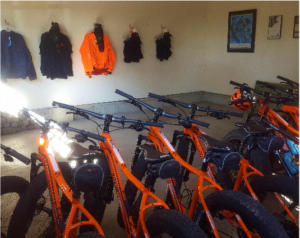 Fatbike Guided Tour, Fatbike Equipment Rentals, and Fatbike Apparel Sales in Northbrook IL