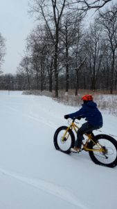 Winter Fat Bike Guided Tour for Beginners