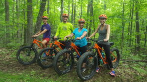 Northwoods Family Fat Bike Guided Tour