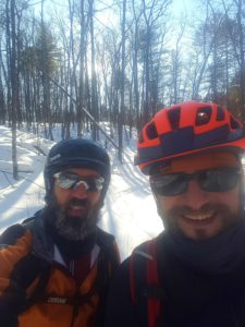 Off-the-Beaten-Path Fat Bike and Snowshoe Guided Tours
