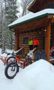 Fat Bike and Snowshoe Guided Tours