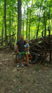 Chicago Area Couples Fat Bike Guided Tour