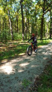 Chicago Area Fat Bike Guided Tour for Beginners