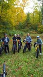 Fatbike Guided Tours for kids and adults