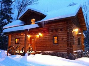 Cabin Accommodations in Cable, WI